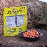 Summit To Eat Gemüse Chili Chipotle mit Reis Trekkingnahrung Outdoor-Essen