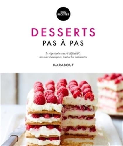 Desserts pas à pas