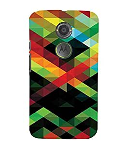 Pattern, Multicolor, Great Pattern, Amazing Pattern, Printed Designer Back Case Cover for Motorola Moto X2 :: Motorola Moto X (2nd Gen)
