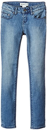 Roxy Take A Hike slim-Jeans da taglio da donna, Donna, Azul (Vintage med blue)