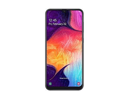 "Samsung A50 Tim Black O.m. 6.4"" 4gb/128gb Dual Sim"