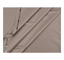 Vimal Mens Unstitched Trouser Fabric - Color : Beige