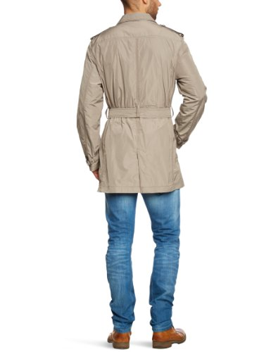 OTTO KERN Herren Trench Coat Regular Fit 29220 / 6132 Braun (18 )
