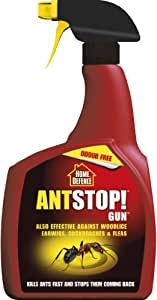 Home Defence Ant Stop!, Schwarz, 800 ml