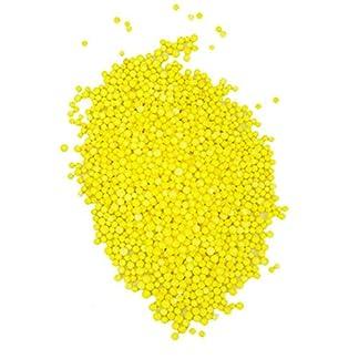 Wicemoon pequeñas bolas de espuma de poliestireno, cuentas para decoración, bolsa con aproximadamente 13000–14000piezas