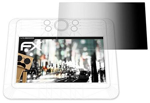 Gaomon S56K Blickschutzfolie - atFoliX FX-Undercover 4-Wege Sichtschutz Blickschutzfilter Displayschutzfolie
