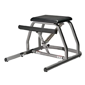 Peak Pilates® Equipment MVE Fitness Chair, Silver, 4710-2510 REV3