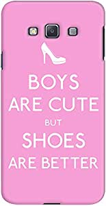 Kasemantra Boys Are Cute But Case For Samsung Galaxy A7