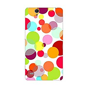Sony C4 Cover - Hard plastic luxury designer case for Sony C4 -For Girls and Boys-Latest stylish design with full case print-Perfect custom fit case for your awesome device-protect your investment-Best lifetime print Guarantee-Giftroom 968