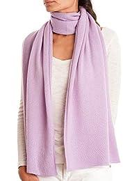 Amazon.fr   Violet - Echarpes et foulards   Accessoires   Vêtements ed090982adf