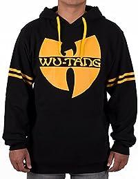 Wu Wear - Wu 36 Hooded black/yellow - Wu-Tang Clan Tamaño L, Color asignado Black