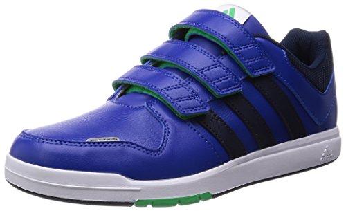 Adidas Prata, Mã¤dchen Sneaker Azul Marinho / Grã¼n