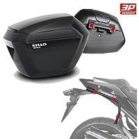 SHAD - SH23HE6/359 : Kit fijaciones y maletas laterales SH23 YAMAHA TRACER 700: 2016-2017 - - -