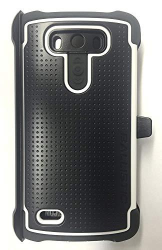 Ballistic LG G3Tough Jacket Maxx-Retail Verpackung-Weiß, Grau