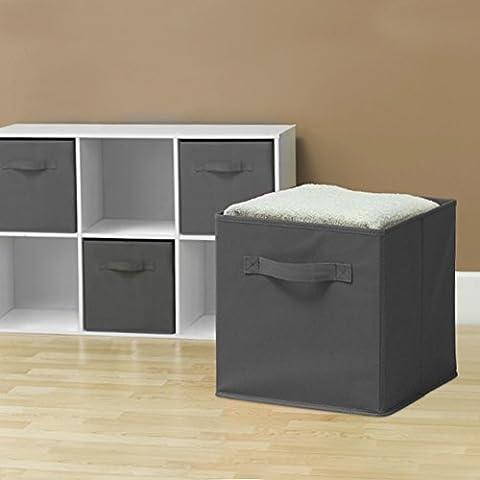 Aufbewahrungsbox,Faltbox Faltkiste Regalkorb Regalkiste Regalbox Aufbewahrungsbox Spielkiste Staubox Korb.