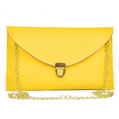 Imagen de Bolso de color amarillo - modelo 2