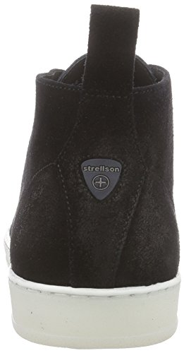 Strellson Forest Lace Suede Herren Chukka Boots Schwarz (900)