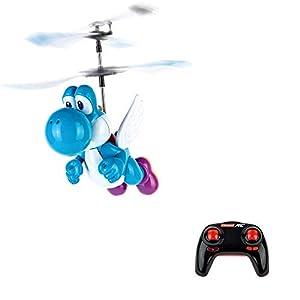 Carrera RC 370501036Super Mario (TM)-Flying Yoshi, Light Blue
