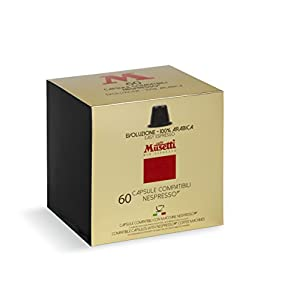 Capsule Caffè Musetti Compatibili Nespresso® - 60 pezzi - 100% Arabica
