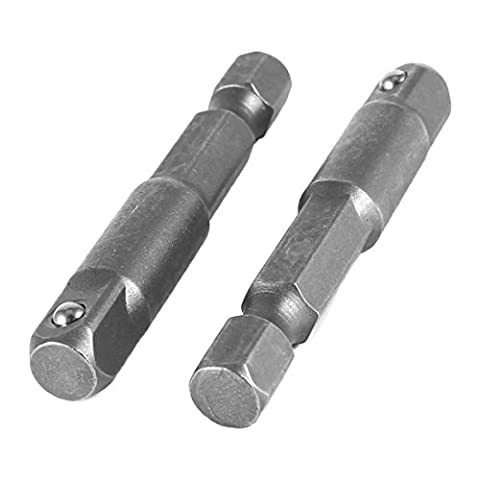 2 x Socket Adapter Set 1/4