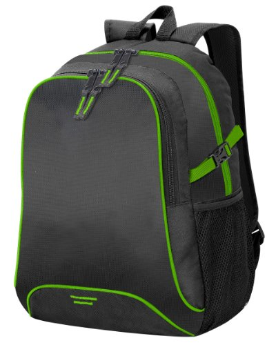 Shugon, Borsa a spalla donna Black/Green