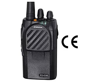Wouxun kg-639E Petite poche PMR Business Radio 400–470MHz
