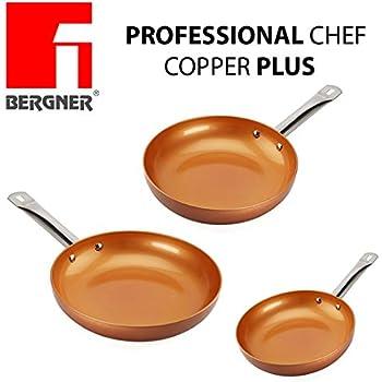 Copper Chef 360 Non Stick 10 Quot Frying Pan Copper 46 99 X