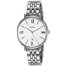 (Certified Refurbished) Fossil Jacqueline Analog Silver Dial Women's Watch - ES3433#CR
