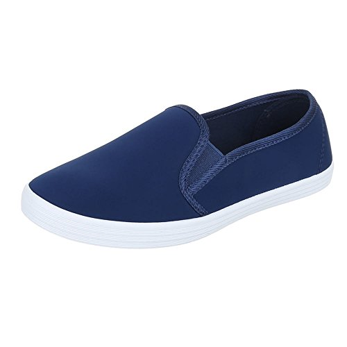 damen-schuhe-fc16-v05-halbschuhe-moderne-slipper-synthetik-blau-gr-38