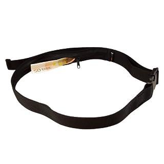 AceCamp 9241 Money Belt, Black