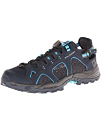 Salomon Blue Sports Shoes for Men