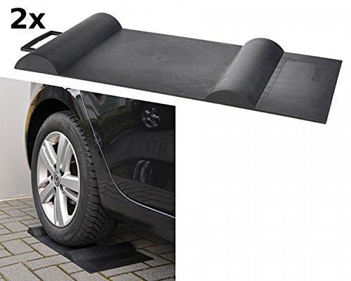 Gravidus Einparkhilfe für Garage oder Carport, 2 Stück