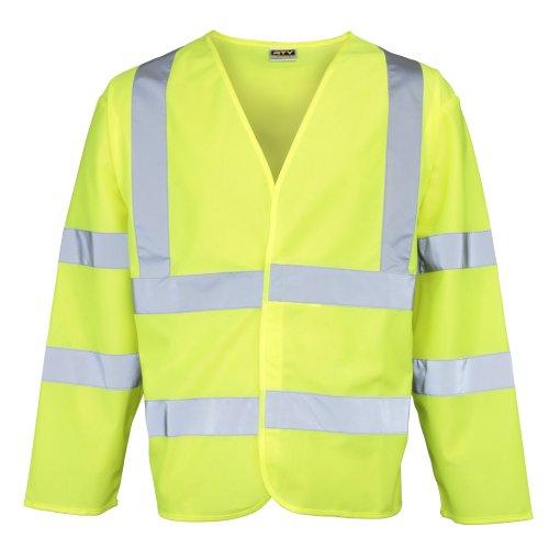 Preisvergleich Produktbild RTY Unisex High Vis Jacke (3XLarge) (Neongelb)