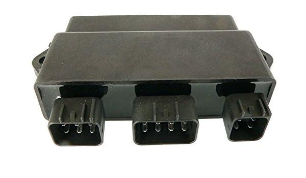 DB Electrical IYA6044 New Cdi Module for Yamaha Kodiak 400 Yfmfa 05 06 2005 2006 Grizzly 400 Yfm4Fg 2007 2008 07 08 495826 1P1-85540-00-00