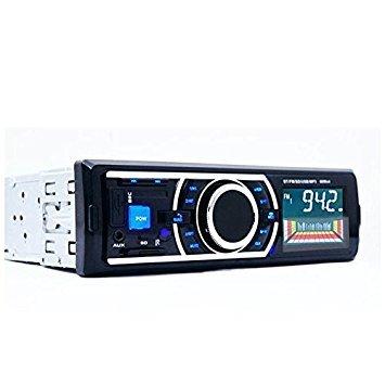 Tradico® [Stereo] Car Audio in-Dash FM AUX Input Receiver SD USB MP3 Radio Play Bluetooth