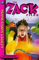 Ghost Named Wanda (Zack Files) by Dan Greenburg (1997-09-05)