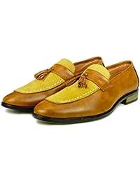 Dockstreet Ripley Fermani Alberto Series Loafers In Faux With Tassels