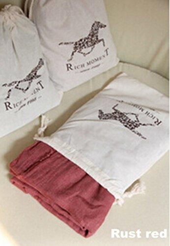 Crinkle-voile (careforyou® Mädchen Frauen Lady Fashion Falten Baumwolle Leinen massiv Lange Crinkle Soft Schal Schals Wrap Voile Wraps Stola Schals Pure Candy Farbe)
