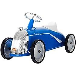 Baghera 837 - Rider Legend Cavalcabile, Blu