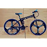 Foldable Adventure Prime Sports MTB Cycle with 21 Derailleurs
