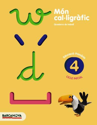 Món cal·ligràfic 4 (Materials Educatius - Material Complementari Primària) - 9788448927073
