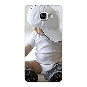 Gorgeous Hip Hop Cute Boy Back Case Cover for Galaxy A5 2016