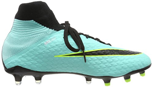 Aqua Dynamic da Hypervenom Calcio Nike Phatal Nero Light Fit 3 Fg white black Scarpe volt Donna 07qwCq