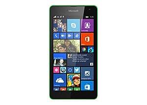 JAIFAON Premium Microsoft Lumia 535 Tempered Glass Screen Protector Scratch Guard (Clear)
