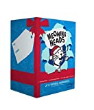 Meowing Heads Wet Cat Food - Christmas Variety Pack - Natural with No Artificial Flavours Plus Added Vitamins and Minerals - Festive Feasts (5 x 100g)