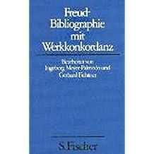 Freud-Bibliographie mit Werkkonkordanz