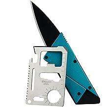 LuxuryTech Kreditkartenmesser incl. Gratis Multi-Tool