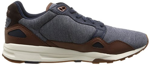 Le Coq Sportif Lcsr900 Chambray, Herren Sneakers Blau - Bleu (Dress Blue/Chambray)