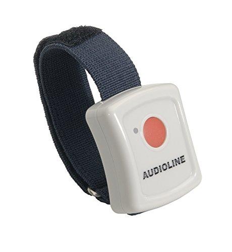 Audioline – Audioline BIGTEL 50 Alarm Plus – Telefon mit Schnur – Silber - 3