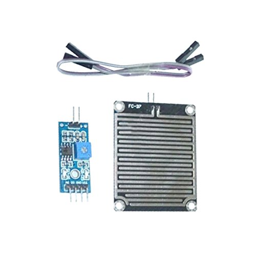 B2Q Regentropfensensor Regensensor Wassersensor LM393 Arduino Raspberry PI (0040)